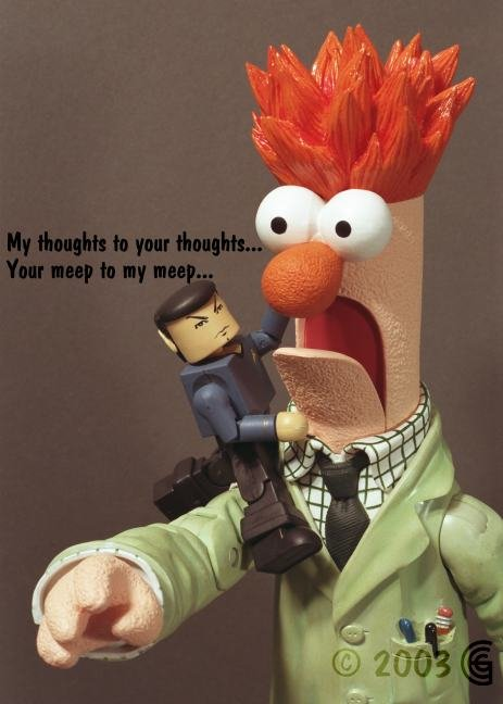 Beaker has inner demons